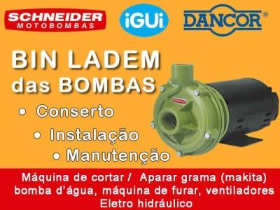 Bin Laden das Bombas
