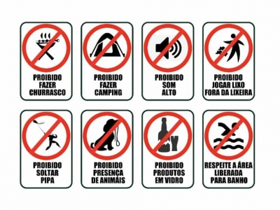 Prefeitura divulga normas para utilização das praias, lagoas e canais