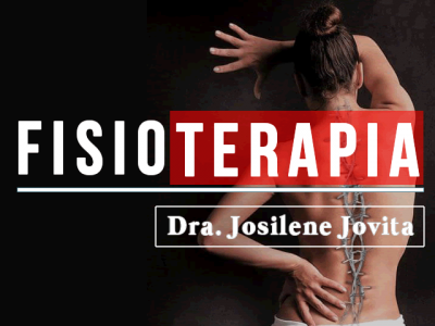 Dra. Josilene Muniz Jovita consultório de Fisioterapia