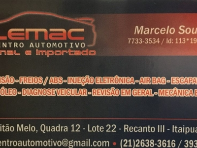 Lemac Centro Automotivo