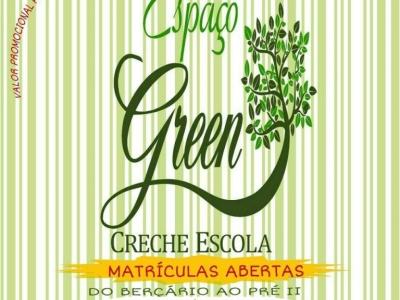 Creche Escola Espaço Green