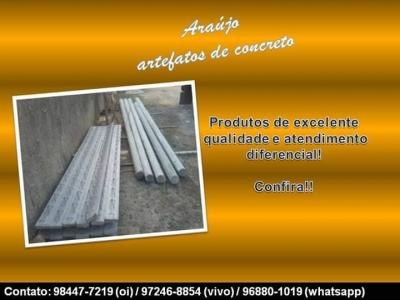 A. Araújo Artefatos de Concreto