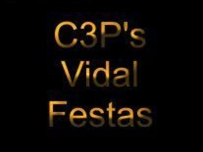 C3P'S Vidal Festas