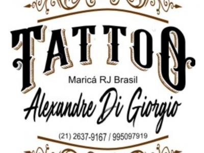 Alexandre Di Giorgio tattoo