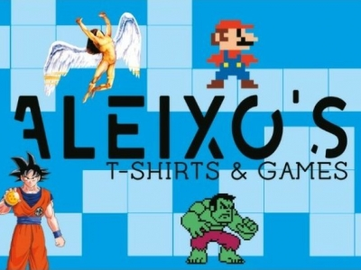 Aleixo's T-Shirts e Games